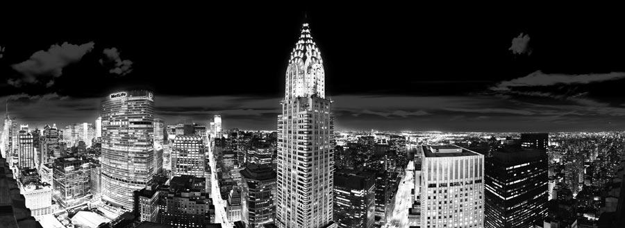 Photokunst New York, Panorama Bilder,